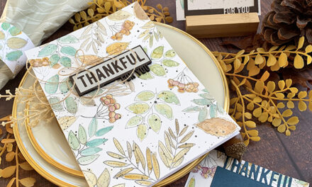 Make Your Table Merry with Simon Says Stamp
