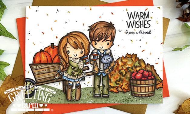 The Greeting Farm October Blog Hop