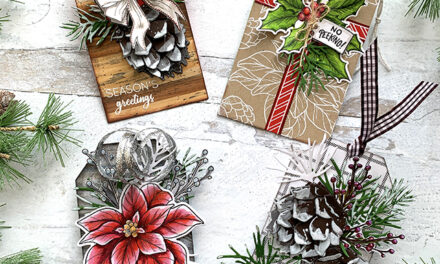 Gift Tags for the Holidays
