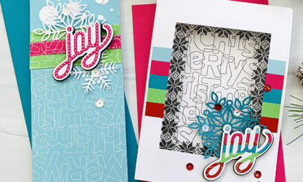 Holly Jolly Release at Simon Says Stamp