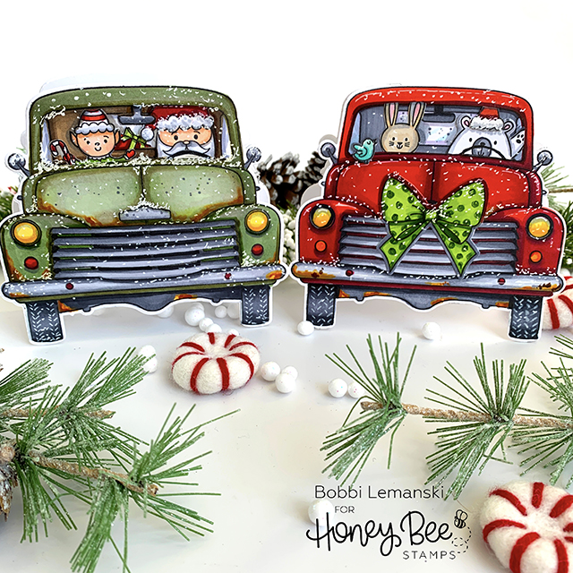 Truckloads of Holiday Cheer