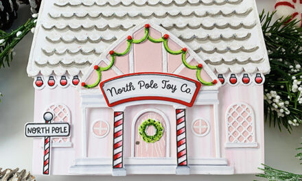 Welcome to the North Pole Toy Co.