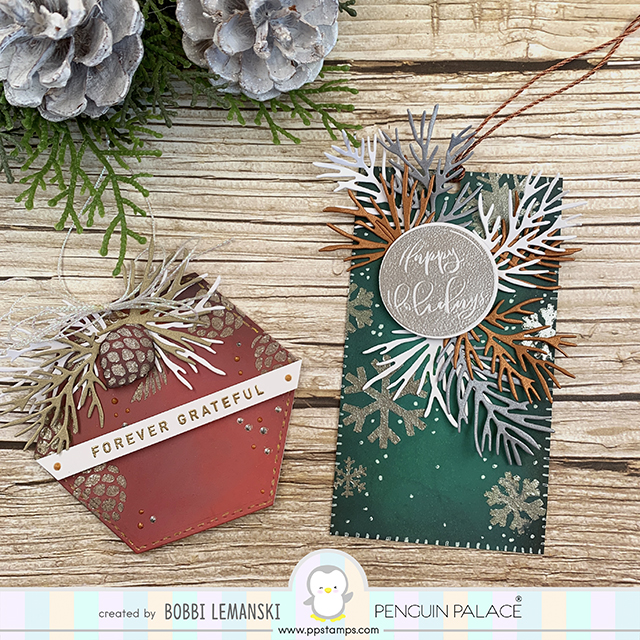 25 Days of Christmas Tags – Penguin Palace