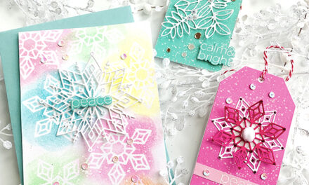 DieCember brings Flurries of Cards and Tags!