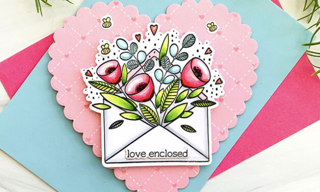 Love Letters Release: Day 3 Sneak Peek – Pretty Postage