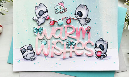 Warm Wishes from Paperie Ink Friends