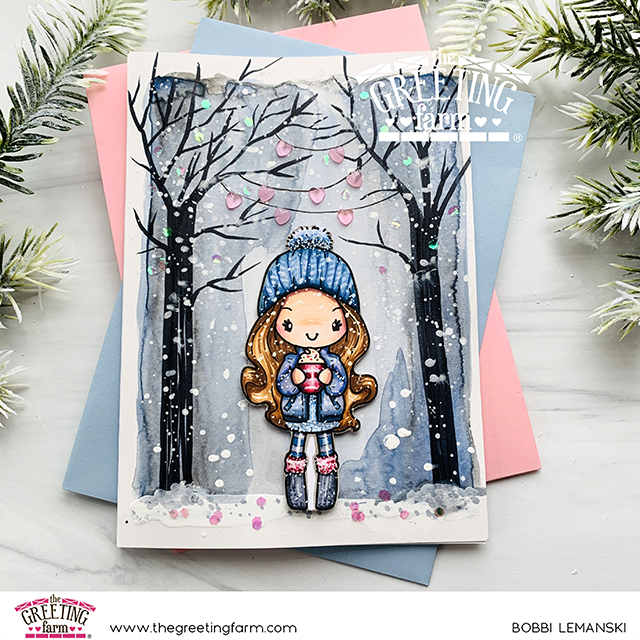 Winter Hearts with Miss Anya