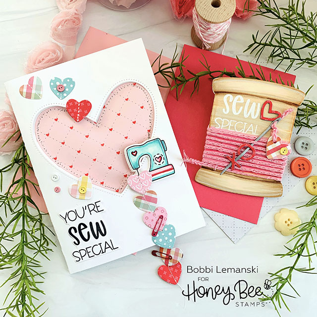 Sew Special Greeting and Gift Card