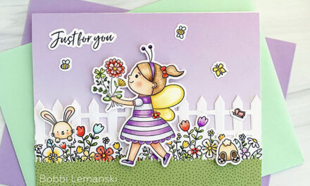 It's Release Day! Spring Bliss by Honey Bee Stamps