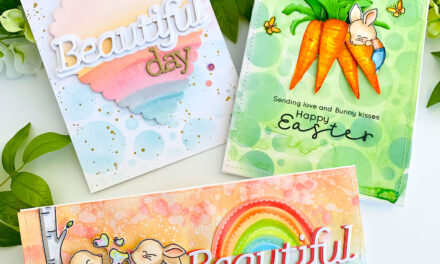 Blog Hop Day 2 – Hello Beautiful by Simon Says Stamp