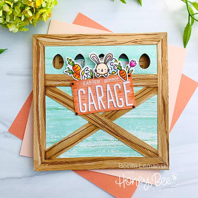 Easter Bunny's Garage – A Honey Bee Stamps Insta Hop!