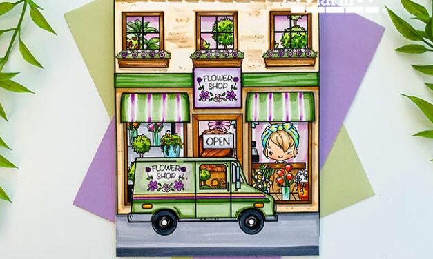 The Quaint Flower Shop