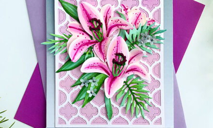 Stargazer Lilies Bring Peace and Comfort