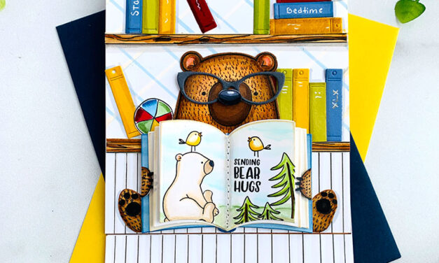 Storytime with Honey Bear –  Sugar Pea Designs