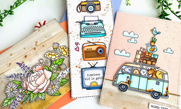 Jane's Doodles Blog Hop -Road Trip!