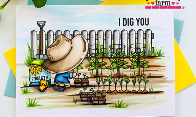 I Dig You – Digis by The Greeting Farm