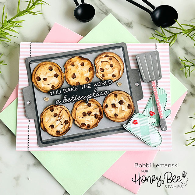 One Smart Cookie – Making a Chocolate Chip Cookie