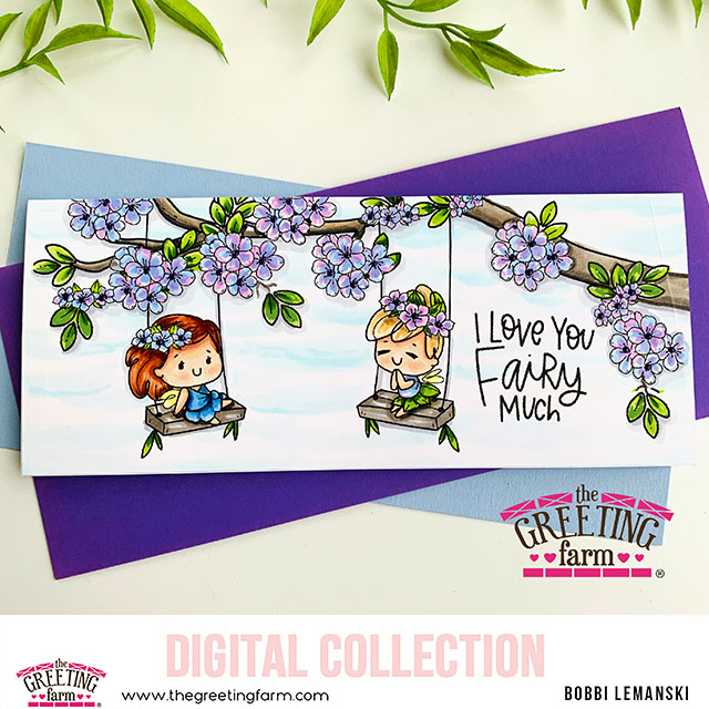 I Love You Fairy Much by The Greeting Farm