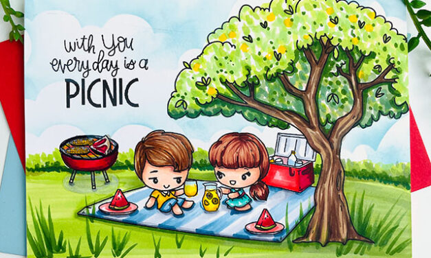 Time for a Picnic at the Farm