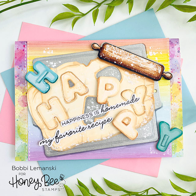 Cut-Out Cookie Card