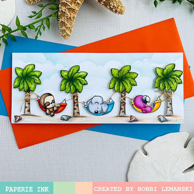 Beach Days are for Relaxing at Paperie Ink