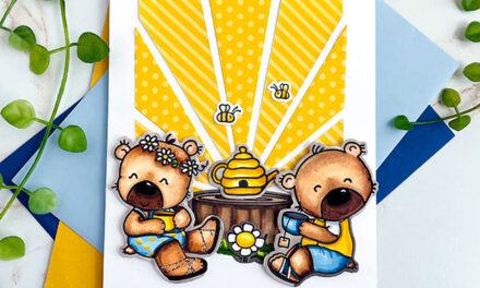 Best-tea Party for Two with Trinity Stamps