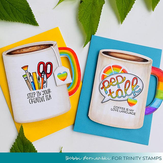 Coffee, Tea and Creativity!