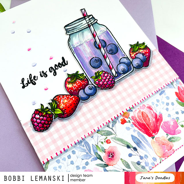 Life is Good by Jane's Doodles