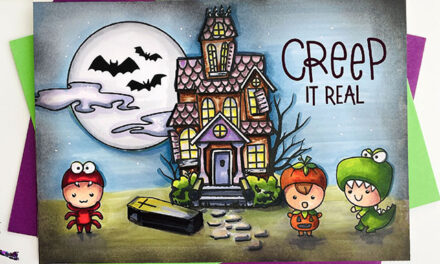 Creep it Real by The Greeting Farm