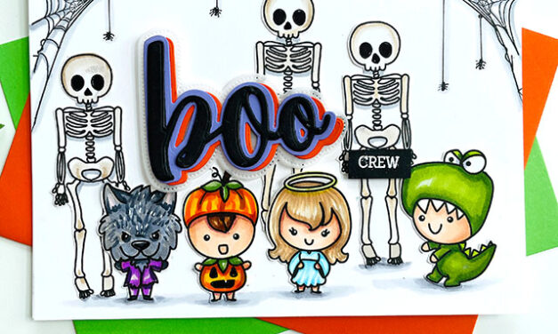 Happy Halloween from the BOO Crew!