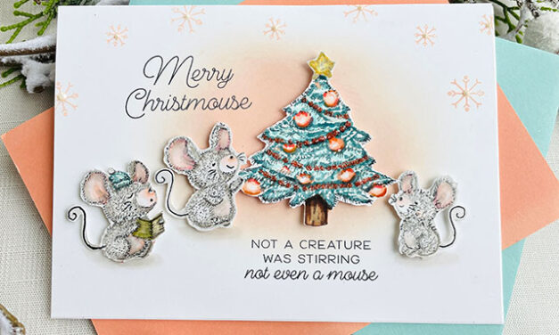 Sneak Peek Day 3: Merry Little Mice and Merry Christmouse