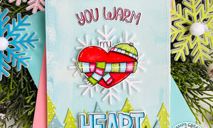 Warm Heart, Cool Snowflakes