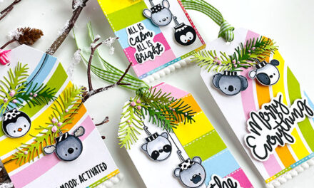 Woodland Ornaments by Paperie Ink