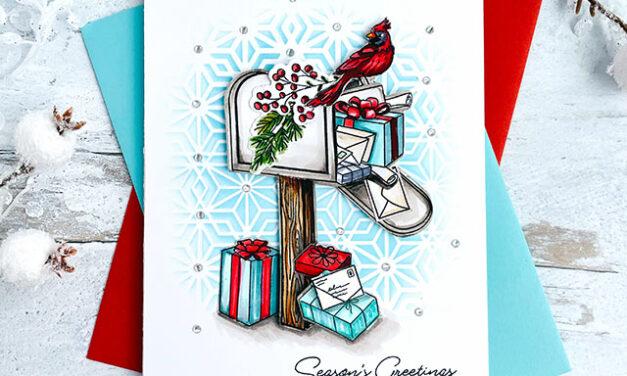 Sneak Peak Day 2: Vintage Holiday Merry Mail