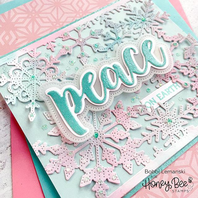 Sneak Peak Day 1: Vintage Holiday Peace