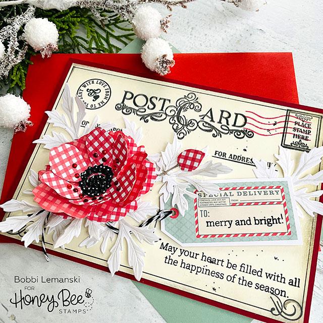 Sneak Peak Day 2: Vintage Holiday Post Perfect